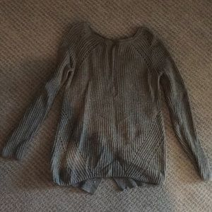 Trouve sweater olive green